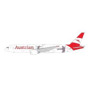 1/400 B777-200ER オーストリア航空 60周年塗装 OE-LPF [GJAUA1814] ジェミニ/予約1月 代引のみ ★同梱不可|freestyle-hobby