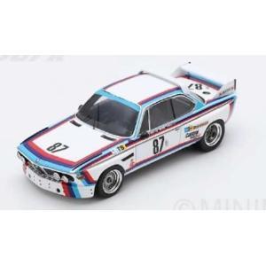 予約S1566 スパーク 1/43 BMW 3.0 CSL #87 ルマン 1974 M. Finotto/C. Facetti/M. Mohr|freestyle-hobby