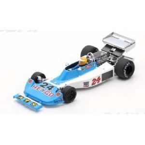 予約S2242 スパーク 1/43 ヘスケス Hesketh 308D #24 オランダ GP 1976 Harald Ertl|freestyle-hobby