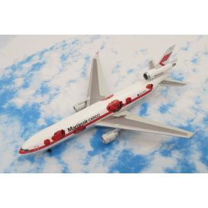 1/400 MD-11F(貨物型) マーチン/マーティンエア(オランダ) プリンセスマクシマ PH-MCU [55972] ドラゴン/中古|freestyle-hobby