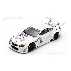 新品 SG427 スパーク 1/43 BMW M6 GT3 #34 Walkenhorst Moto...