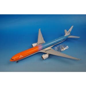 1/200 B777-300ER KLM オランダ Orange Pride PH-BVA [XX2240] JCウイングス/中古|freestyle-hobby
