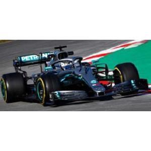 予約S6072 スパーク 1/43 メルセデス AMG Petronas Motorsport F1 Team #77 TBC 2019 W10 EQ Power+|freestyle-hobby