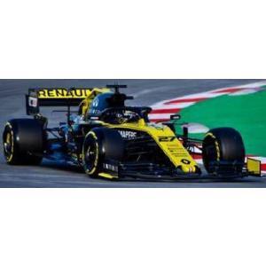 予約S6076 スパーク 1/43 ルノー F1 Team #27 TBC 2019 R.S.19|freestyle-hobby