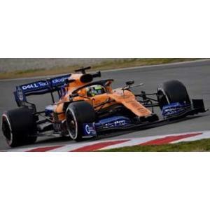予約S6081 スパーク 1/43 マクラーレン F1 Team #4 TBC 2019 McLaren MCL34|freestyle-hobby
