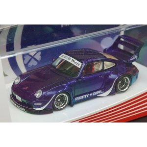 新品FM64002-RWB993-08C FuelMe Models 1/64  RWB 993 A...