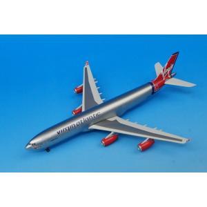 1/400 A340-300 Virgin ヴァージンアトランティック G-VAEL [55109] ドラゴン/中古|freestyle-hobby