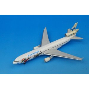 1/500 MD-11 フィンエアー クリスマス2000 サンタ塗装 OH-LGC [512220]ヘルパ/中古|freestyle-hobby