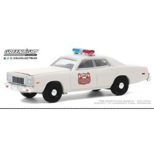 予約30174 GreenLight 1/64 プリマス 1975 Fury Atlanta Georgia Police|freestyle-hobby