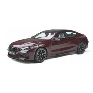 予約GTS285 GTスピリット 1/18 BMW M8 グランクーペ (ワインレッド)|freestyle-hobby