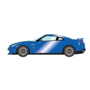 予約IM042A メイクアップ/イデア 1/18 日産 GT-R 2020 ワンガンブルー (レッドインテリア)|freestyle-hobby
