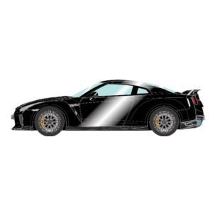 予約IM042E メイクアップ/イデア 1/18 日産 GT-R 2020 メテオフレークブラックパール (グレイインテリア)|freestyle-hobby