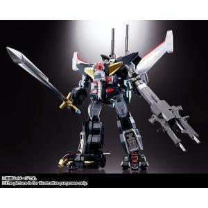新品 超合金魂 GX-13R 超獣機神ダンクーガ(リニューアルバージョン)の画像