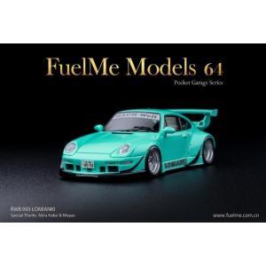 新品FM64002-RWB993-13 Fuelme Models 1/64 RWB 993 Lom...