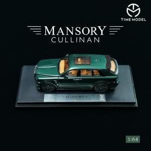 新品 Time model 1/64 ロールスロイス カリナン マンソリー ノーマルタイプ