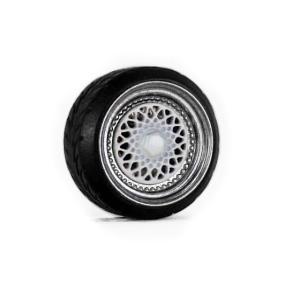 D MODEL 1/64 Wheels No.9 (White)の商品画像|ナビ