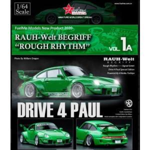 予約FM64002-993A-01A Fuelme Models 1/64 ポルシェ Porsche...