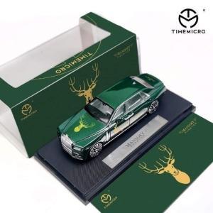 新品 TM Time Micro 1/64 ロールス ロイス RR Phantom Rolls-Ro...