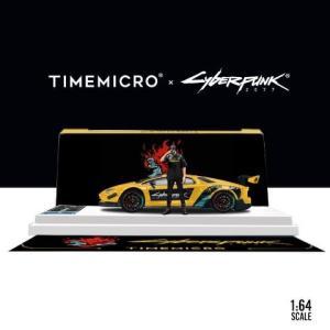予約 TM Time Micro 1/64 ランボルギーニ アヴェンタドール LAMBORGHINI...