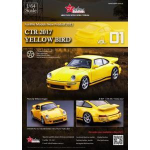予約FM64007PG-01 Fuelme Models 1/64 ポルシェ CTR 2017 YE...