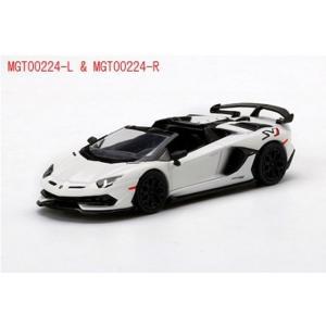 予約MGT00224-L TSM MINI-GT 1/64 ランボルギーニ アヴェンタドール SVJ...