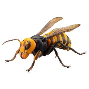 予約 海洋堂   リボジオ オオスズメバチ 再販 21年09月の画像