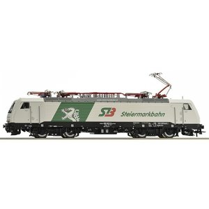 ROCO 79633 Electric locomotive E 189, STLB|freestyle-hobby