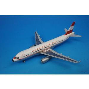 1/200 A320-200 オーストリア 50周年記念復刻塗装 OE-LBP [555708] ヘルパ/中古 freestyle-hobby