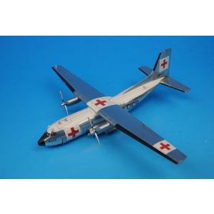 1/200 C-160A バルエア/赤十字国際委員会 (西ドイツ空軍からのリース) ナイジェリア内戦時 HB-ILN [570701] ヘルパ/中古 freestyle-hobby