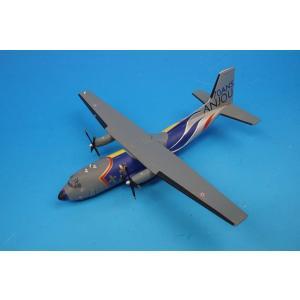 1/200 C-160 トランザール フランス空軍 第64輸送航空団 第1飛行隊 ベアルン/第2飛行隊 アンジュ 飛行隊創設70周年 [557955] ヘルパ/中古 freestyle-hobby