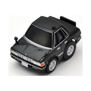 Z-13 西部警察 セドリックパトカー 覆面(黒) トミーテック/新品|freestyle-hobby