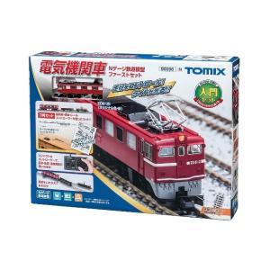 トミックス 90096 電気機関車Nゲージ鉄道模型ファーストセット トミーテック/新品 freestyle-hobby