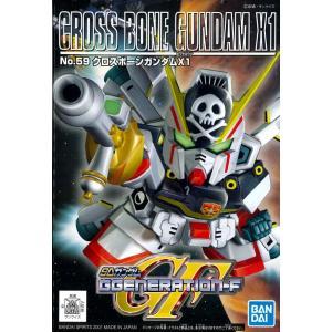 バンダイ SDガンダム G-GENERATION GG クロスボーンガンダム 機動戦士クロスボーン・ガンダム|freestyle-hobby