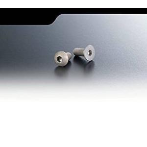 AXON Matte Alu Screw (Flat Head 3mm x 8mm 10pic) NA-F3-082の商品画像|ナビ