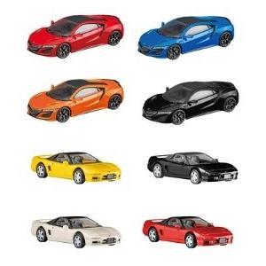 プラッツ FT60409 F-toys 1/64 日本名車倶楽部9 Honda NSX ヒストリー 10個セット /■|freestyle-hobby