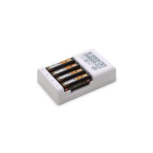 55116 単3形ニッケル水素電池 ネオチャンプ(4本)と急速充電器PROII タミヤ/新品