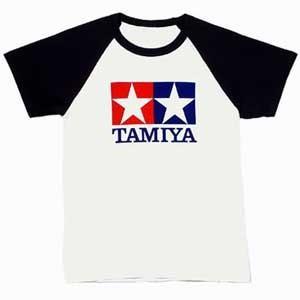 タミヤ ラグランTシャツ半袖(青)ジュニアL /新品|freestyle-hobby