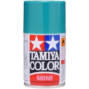 タミヤ 85102 タミヤスプレー TS-102 コバルトグリーン