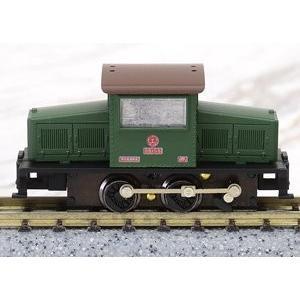津川洋行 14051 紀州鉄道 DB158 ディーゼル機関車 (中期仕様・車体色:緑・動力付) /新品 freestyle-hobby