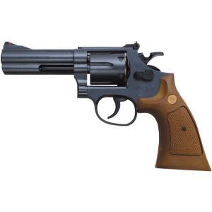 クラウンモデル M19 4インチ ブラック ホップアップエアーリボルバー 10歳以上/新品|freestyle-hobby