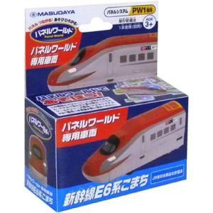 増田屋コーポレーション 1632 パネルワールド専用車両 新幹線E6系こまち /新品|freestyle-hobby