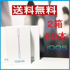アイコス クリーニングスティック 綿棒 【2箱セット】 iQOS CLEANING STICKS (...