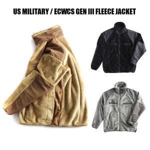 US MILITARY / ECWCS GEN III FLEECE JACKET  1980年代よ...