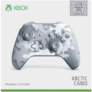 Xbox ワイヤレス コントローラー (Arctic Camo スペシャルエディション)|freewaylovers