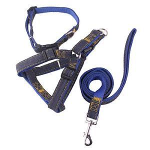 ハーネス 犬用 リード 首論(3セット)散歩 引っ張り防止 サイズ調整可能 小/中/大型犬用 freewaylovers