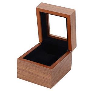 木製腕時計ケース 腕時計収納ケース高級ウォッチボックス 展示 透明窓 腕時計 ケース コレクション ウォッチ|freewaylovers