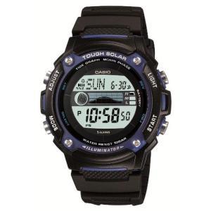 [カシオ]CASIO 腕時計 スポーツギア タイドグラフ ソーラー W-S210H-1AJF メンズ|freewaylovers