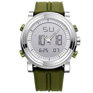 「ビンズ」BINZIメンズ腕時計 アウトドア スポーツ 軍事腕時計 防水 アラーム ストップウォッチ クロノグラフ BZ|freewaylovers