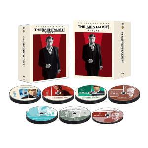 THE MENTALIST メンタリスト 1st 7th シーズン DVD全巻セット 36枚組