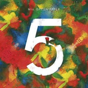Mrs.GREEN APPLE   5 COMPLETE BOX(完全生産限定)(DVD+Blu-ray付) 限定版|freewaylovers